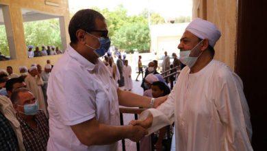 Photo of شيخ الأزهر يستقبل وزير القوي العاملة بالأقصر