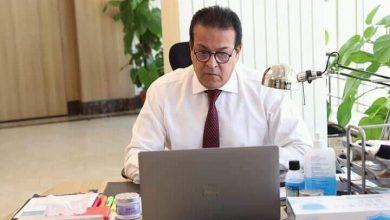 Photo of وزير التعليم العالي والبحث العلمي يستعرض تقريرًا حول  دعم وتأهيل عدد من الكليات للاعتماد الأكاديمي