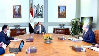 Photo of الرئيس يوجه بقيام وزارة الزراعة بتطوير الأصول المملوكة لها من الحدائق والمتنزهات خاصة تلك التي في نطاق القاهرة الكبرى