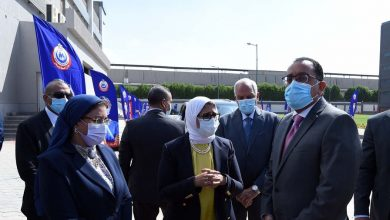 "Photo of رئيس الوزراء يتفقد مصنع إنتاج اللقاحات بمُجمع مصانع ""فاكسيرا"" بـ 6 أكتوبر"