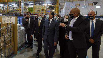"""Photo of رئيس الوزراء يشهد افتتاح مستودع شركة """"أمازون"""" بـ """"العاشر من رمضان"""""""