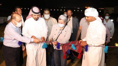 Photo of زيارة وزيرة البيئة لمحمية الغابة المتحجرة بالتجمع الخامس