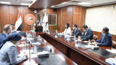 Photo of وزيرة التخطيط تبحث مع الأمين العام المساعد للأمم المتحدة ملفات التعاون المشترك