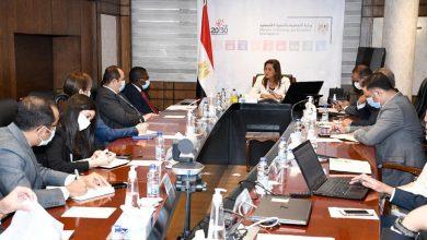 Photo of وزيرة التخطيط تلتقي مساعد سكرتير عام الأمم المتحدة للمناخ