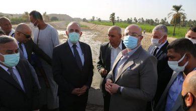 Photo of الدكتور عبد العاطى يتابع موقف تنفيذ مشروعات الموارد المائية والرى بمحافظة بنى سويف