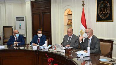 """Photo of وزير الإسكان ومحافظ القاهرة يتابعان الموقف التنفيذى لمشروع تطوير """"منطقة مثلث ماسبيرو"""""""