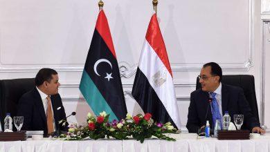 "Photo of ""مدبولى"" و""الدبيبة"" يترأسان اجتماع الدورة الحادية عشرة للجنة العليا المصرية الليبية المشتركة"