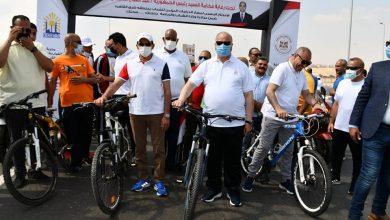 Photo of وزير الرياضة ومحافظ القاهرة يفتتحان أُولي المسارات المؤمنة للدراجات