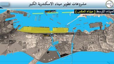 Photo of وزير النقل يتابع أعمال الرفع المساحي لموقع  ميناء المكس الجديد  بالإسكندرية
