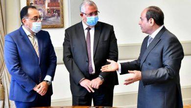 Photo of الرئيس يوجه بالتوسع في مشروع انتاج البذور محلياً في مصر