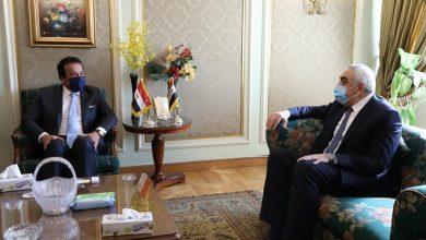 Photo of وزير التعليم العالي يبحث أوجه التعاون فى المجالات العلمية والتعليمية مع العراق
