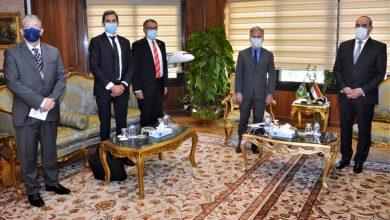 Photo of وزير الطيران المدنى يلتقى سفير البرازيل بالقاهرة