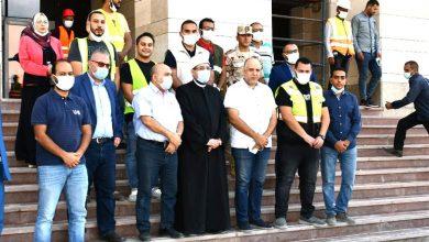 Photo of وزير الأوقاف يتفقد المبنى الجديد لوزارة الأوقاف بالعاصمة الإدارية الجديدة