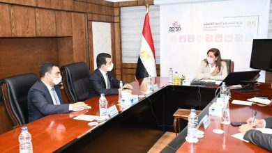 Photo of وزيرة التخطيط والتنمية الاقتصادية تستقبل المدير العام لمنظمة الايسيسكو