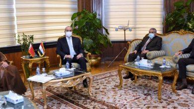 Photo of وزير الطيران المدنى يلتقى سفير مملكة البحرين لاستعراض الموضوعات ذات الاهتمام المشترك