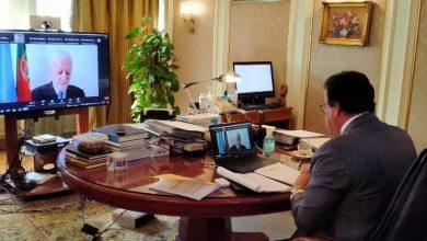 Photo of وزير التعليم العالي يشارك في اجتماع عن العلم المفتوح باليونسكو على هامش فعاليات الدورة 76 للجمعية العامة للأمم المتحدة