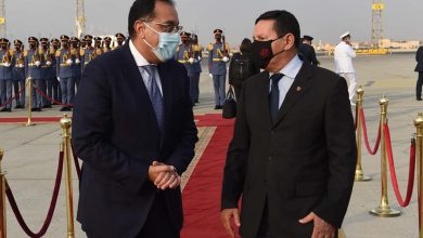 Photo of رئيس الوزراء يستقبل نائب الرئيس البرازيلي بمطار القاهرة