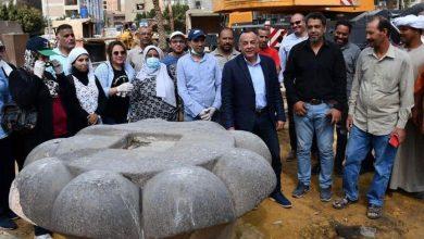 Photo of بدء مشروع ترميم و تركيب و إعادة رفع العمود الأثري الموجود بسراي القبة