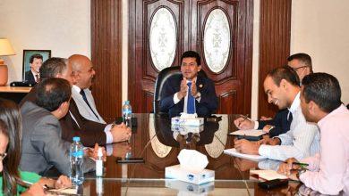 Photo of وزير الرياضة يتابع استعدادات مصر لاستضافة بطولة العالم للرماية