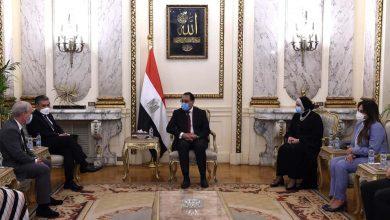 """Photo of رئيس الوزراء يستقبل نائب رئيس شركة """"لوريال"""" لمناطق جنوب آسيا والشرق الأوسط وشمال أفريقيا"""