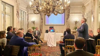 "Photo of وزير السياحة والآثار يعقد اجتماعاً موسعاً مع رئيس نقابة منظمي الرحلات الفرنسية ""سيتو"""