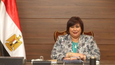 Photo of وزيرة الثقافة تتوجه إلى الأردن لتوقيع اتفاقيات تعاون مشترك والاحتفال بمئوية تأسيس المملكة