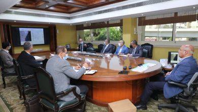 Photo of وزير النقل يتابع الموقف التنفيذي لأعمال استكمال تطوير ميناء السخنة وعدد من مشروعات تطوير موانئ البحر الأحمر