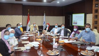 Photo of مسئولو  هيئة المجتمعات العمرانية الجديدة يتابعون خطط عمل وحدة المدن المستدامة والطاقة المتجددة بعد إعادة تشكيلها