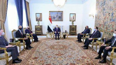 """Photo of السيسي يستقبل السيناتور """"روبرت مينينديز""""، رئيس لجنة العلاقات الخارجية بمجلس الشيوخ الأمريكي"""