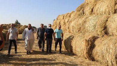 Photo of استمراراً لجهود وزارة البيئة فى متابعة تنفيذ منظومة التخلص الآمن من المخلفات الزراعية