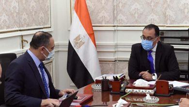 Photo of رئيس الوزراء يتابع ملفات عمل المركز الوطني لتخطيط استخدامات أراضي الدولة