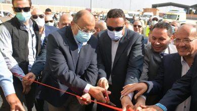 Photo of وزير التنمية المحلية ومحافظ الدقهلية يفتتحان مصنع معالجة وتدوير المخلفات بسندوب