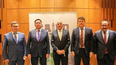 Photo of عبد العاطى يلتقى عددا من السادة الوزراء وكبار المسئولين الإقليميين والدوليين فى مجال المياه