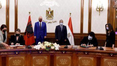 Photo of رئيسا الوزراء المصري والألباني يترأسان جلسة مباحثات موسعة لتعزيز علاقات التعاون بين البلدين