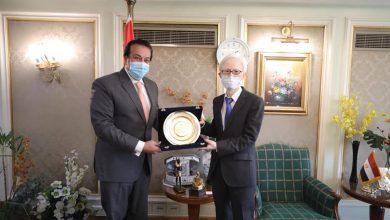 Photo of وزير التعليم العالي يبحث دعم التعاون العلمي والتعليمي مع اليابان