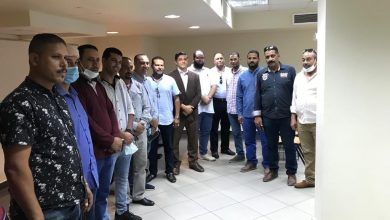 "Photo of إنطلاق دورة الشهاده الاحترافيه لسائقي النقل البري ""IRU"""